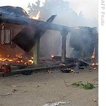 terbunuhnya pimpinan militan di negeria